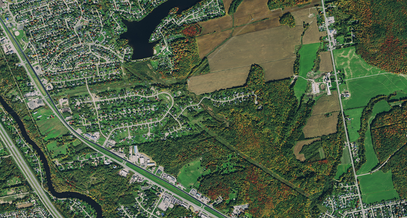Calling 911: Aerial Imagery To The Rescue
